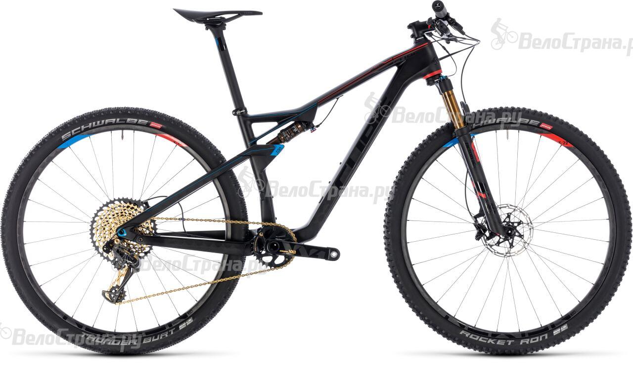 Велосипед Cube AMS 100 C:68 SLT 29 (2018)