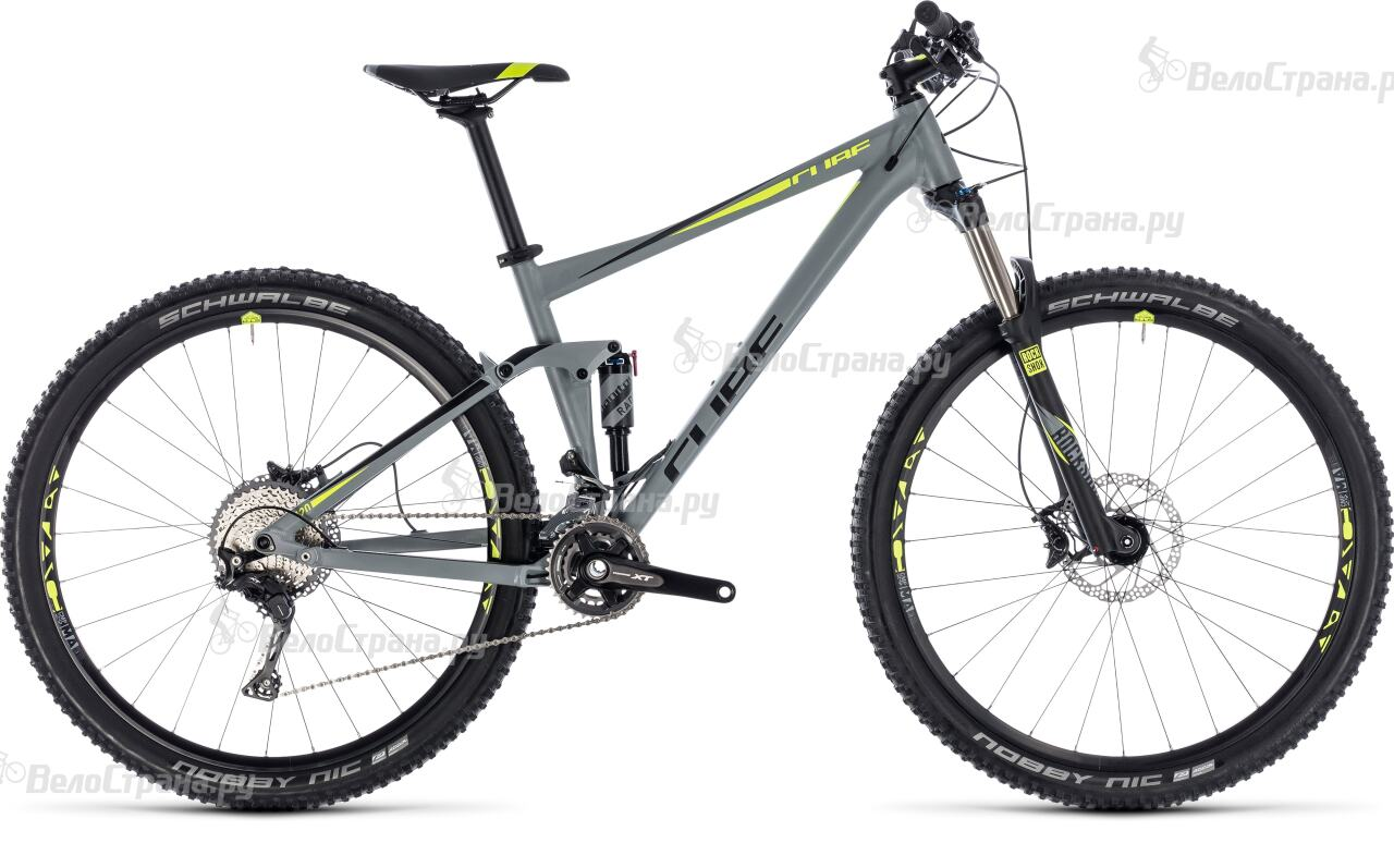 Велосипед Cube Stereo 120 Pro 29 (2018) велосипед cube analog 29 2016