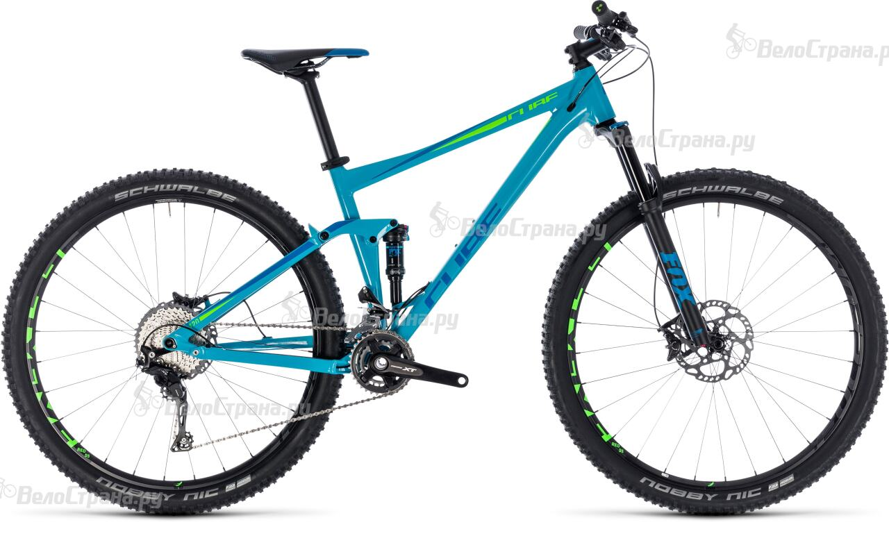 Велосипед Cube Stereo 120 Race 27.5 (2018) cube handschuhe race multisport lf