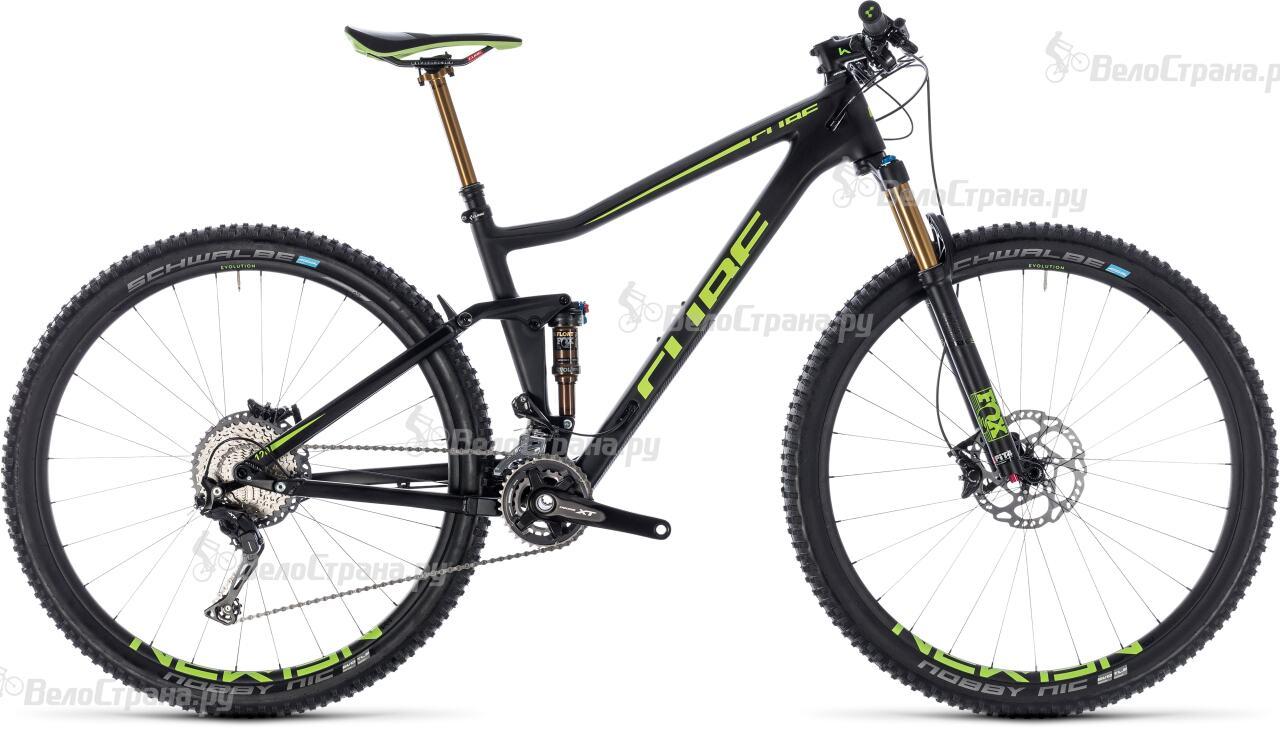 Велосипед Cube Stereo 120 HPC SLT 27.5 (2018) sol slt 011 02