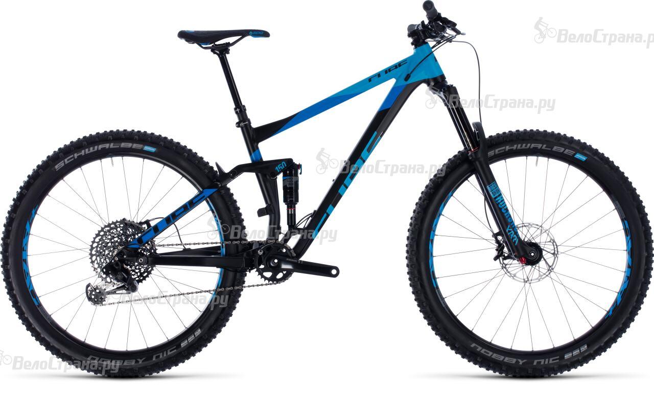 Велосипед Cube Stereo 150 27.5+ (2018) тойота прадо 150 аксессуары и дополнительное оборудование