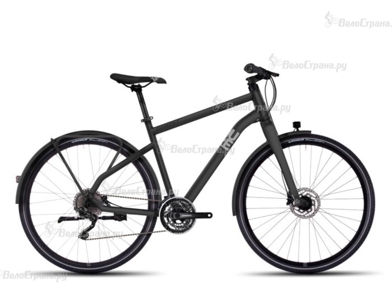 Велосипед Ghost SQUARE Urban X 8 (2016) цены онлайн
