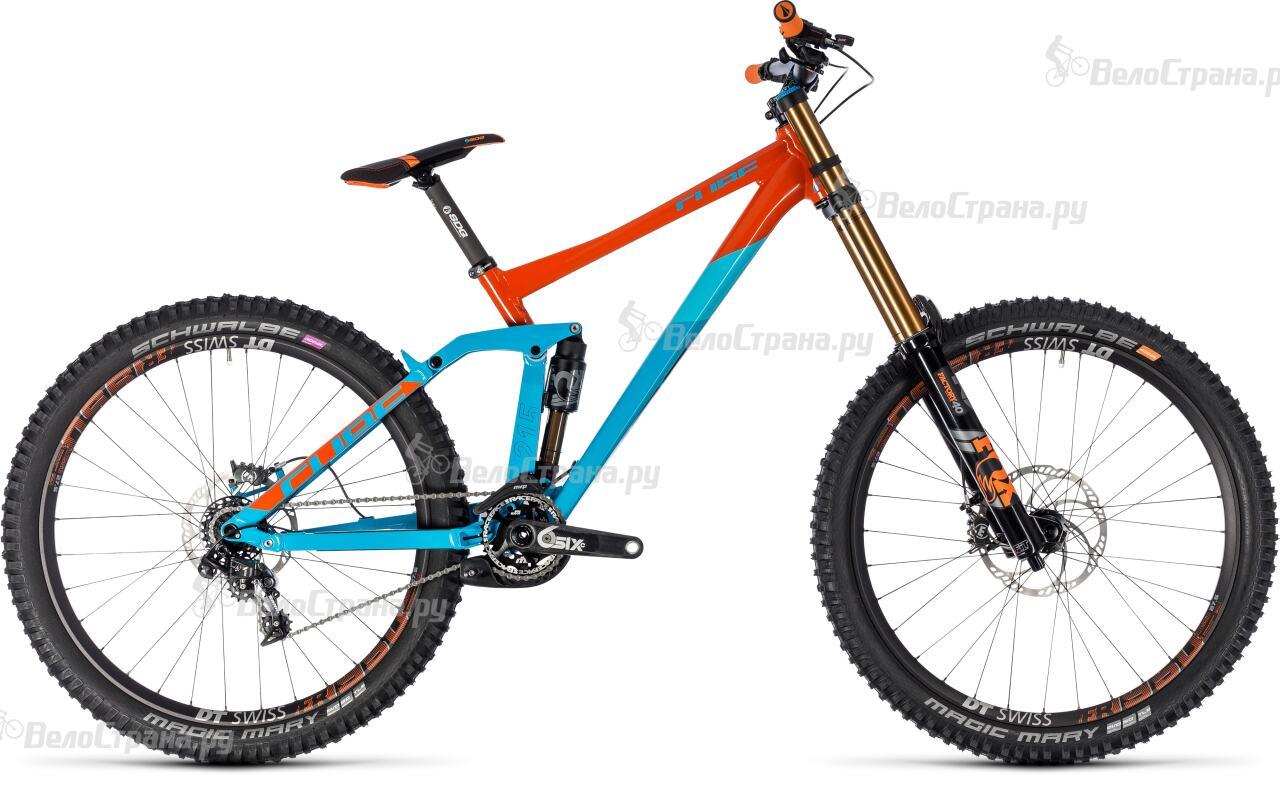 Велосипед Cube TWO15 SL 27.5 (2018) горный велосипед hulda b 2 b two 24 cube mosso am