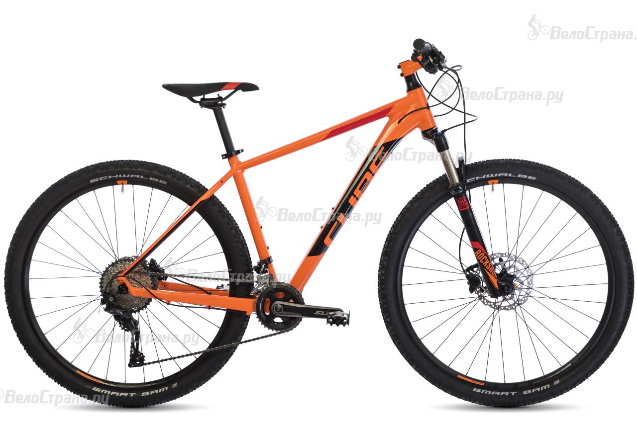 Велосипед Cube Acid 29 (2018) велосипед cube acid 29 2015