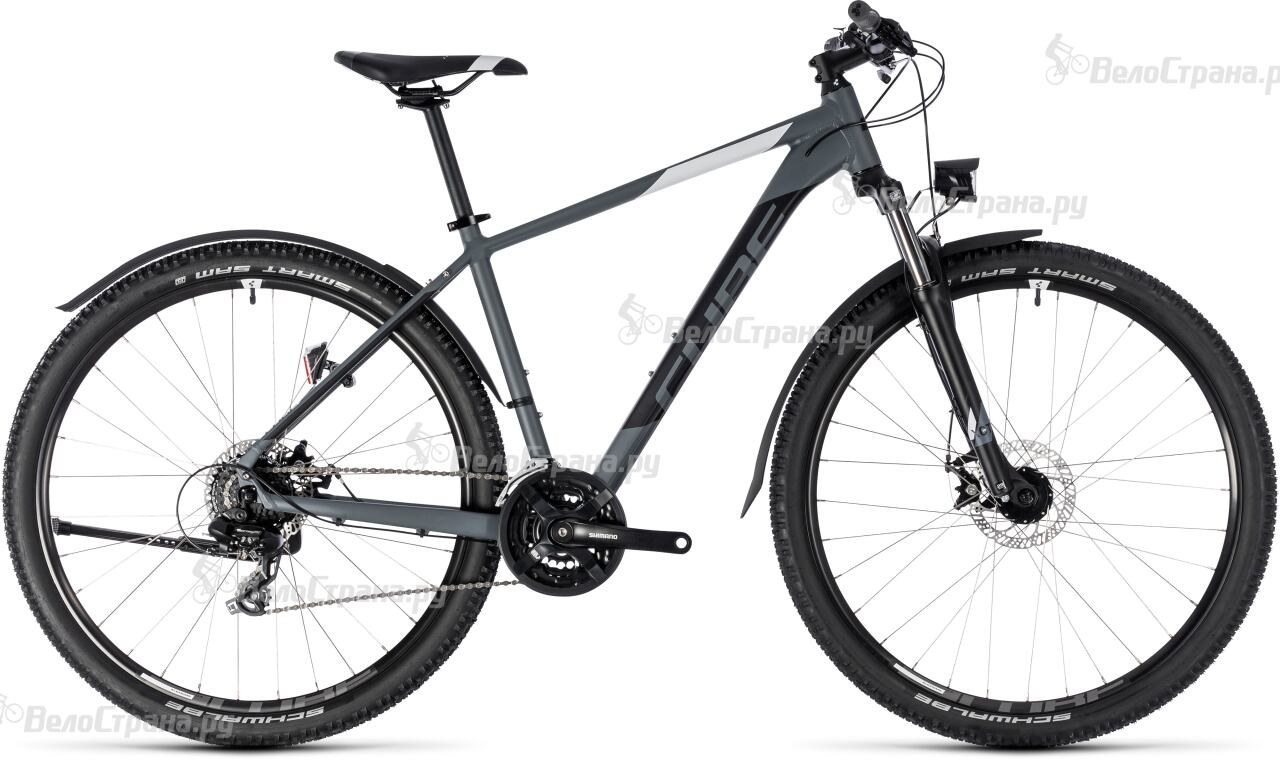 Велосипед Cube Aim Allroad 27.5 (2018) велосипед cube aim allroad 26 2015