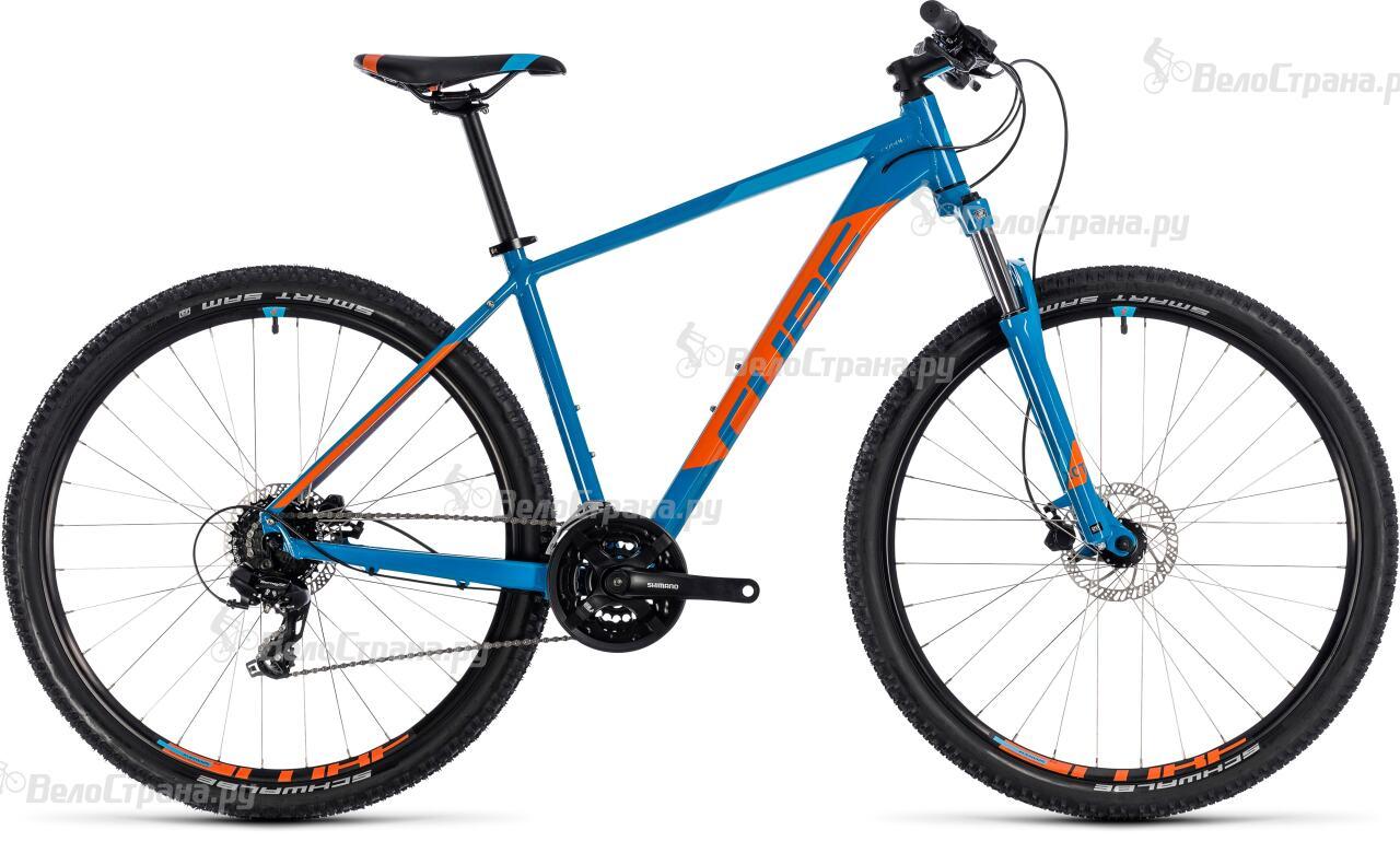 Велосипед Cube AIM Pro 27.5 (2018) велосипед cube aim pro 29 2016