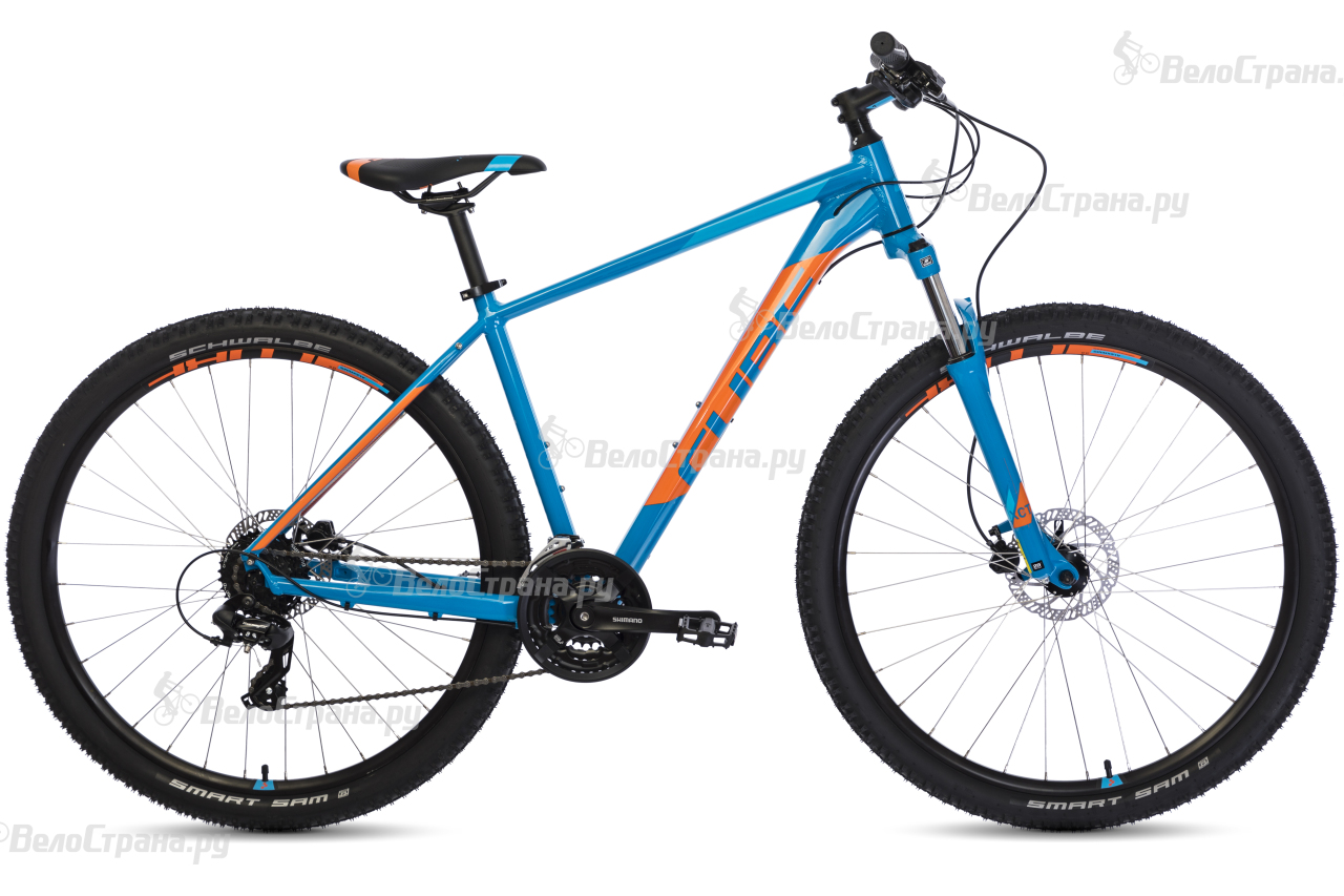 Велосипед Cube AIM Pro 29 (2018) велосипед cube aim pro 27 5 2016