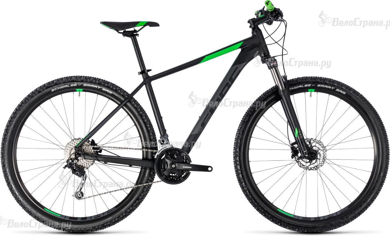 Велосипед Cube Aim SL 27.5 (2018) велосипед cube aim disc sl 27 5 2015