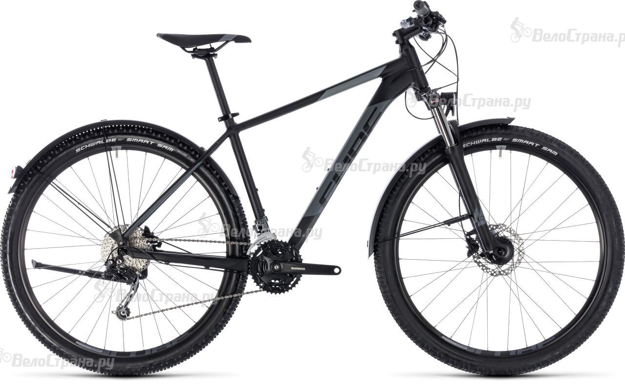 Велосипед Cube Aim SL Allroad 29 (2018) велосипед cube aim pro 29 2016
