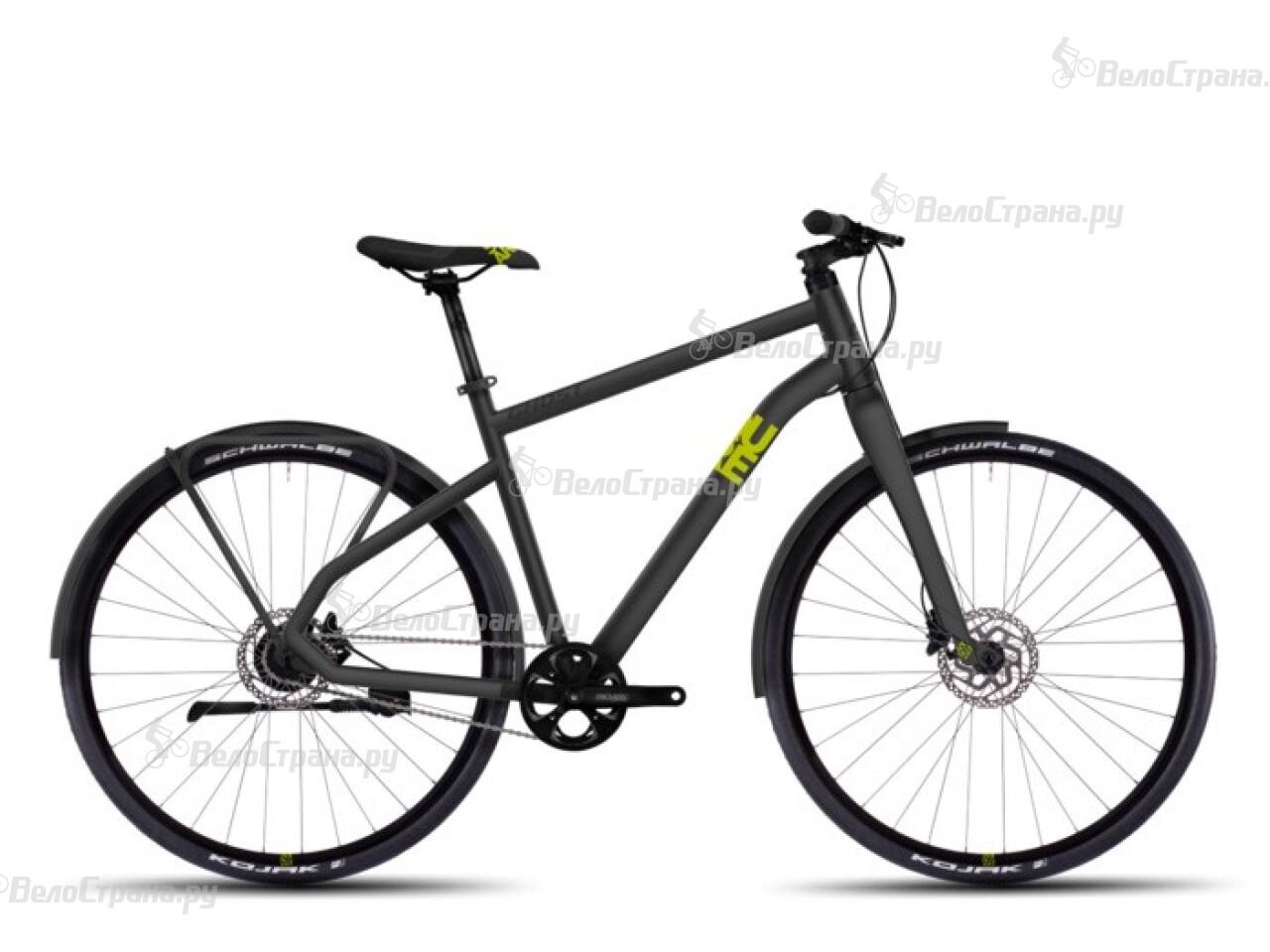 Велосипед Ghost SQUARE Urban 4 (2016) цены онлайн