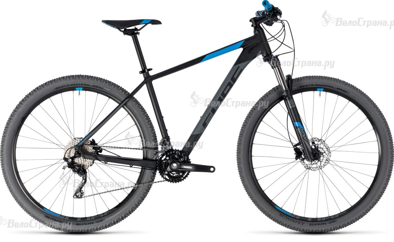 все цены на Велосипед Cube ATTENTION 29 (2018) онлайн