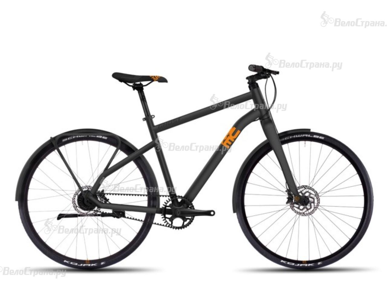 Велосипед Ghost SQUARE Urban 6 (2016) цены онлайн