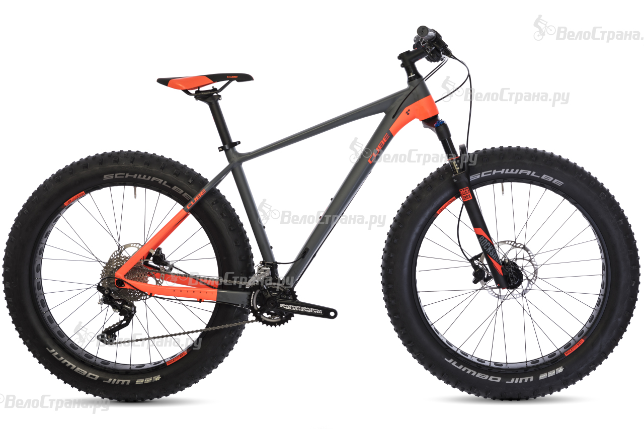 Велосипед Cube Nutrail (2018) велосипед cube nutrail pro 2016