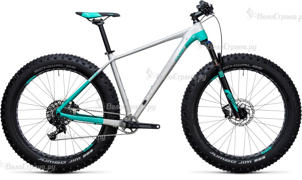 Велосипед Cube Nutrail Pro (2018)