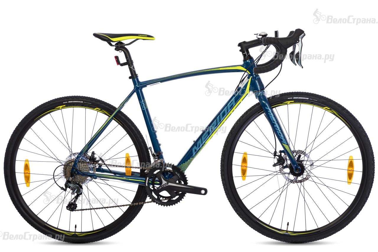 Велосипед Merida Cyclo Cross 300 (2018) велосипед merida cyclo cross 300 2017