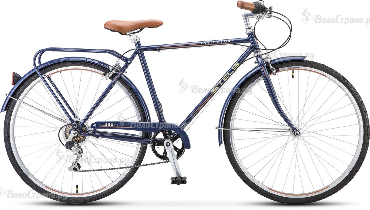 Велосипед Stels Navigator 360 V010 (2018) велосипед stels navigator 530 v 2017