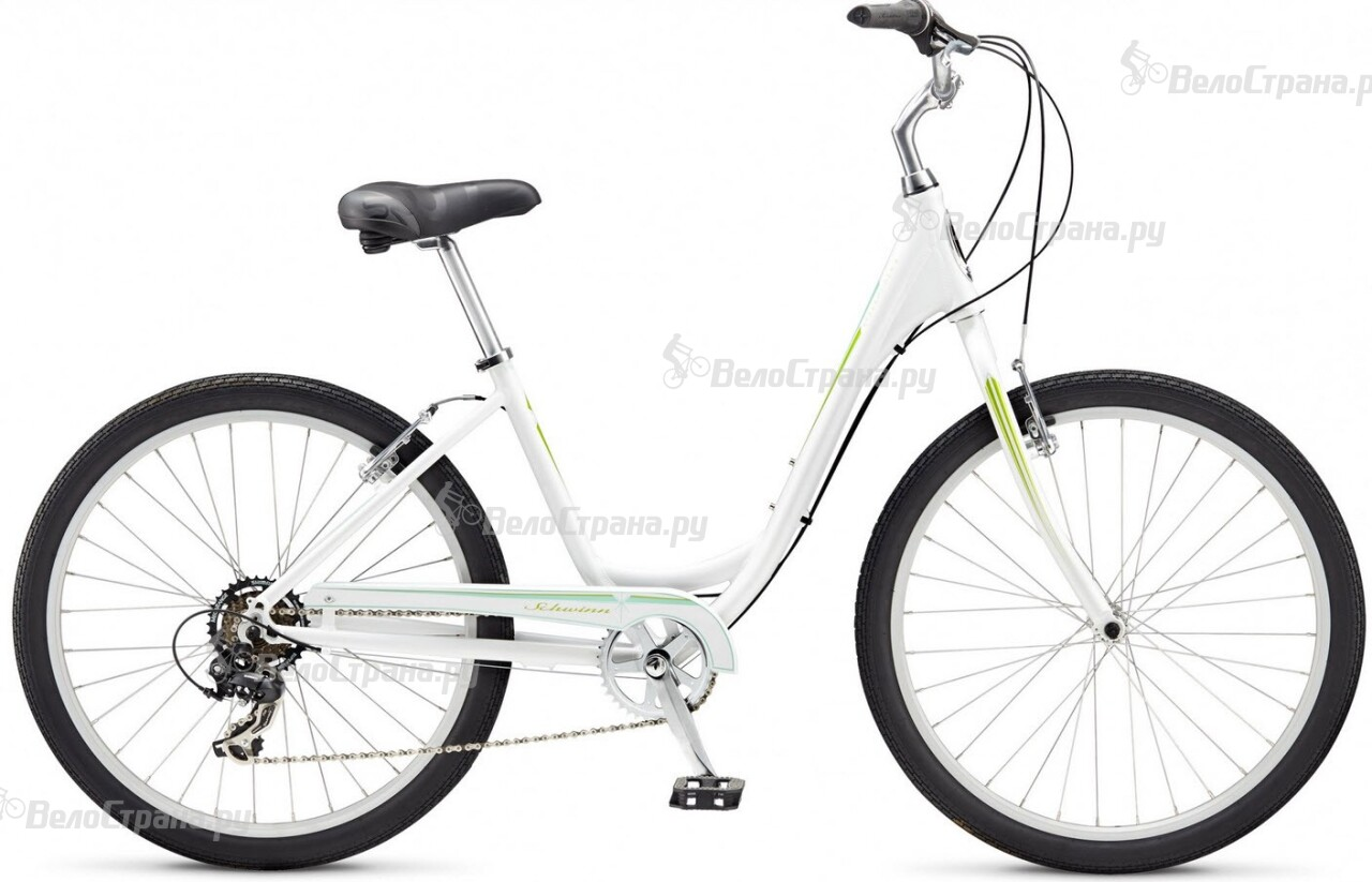 Велосипед Schwinn STREAMLINER 2 STEP-THRU (2016) schwinn streamliner 2 womens 2015 white
