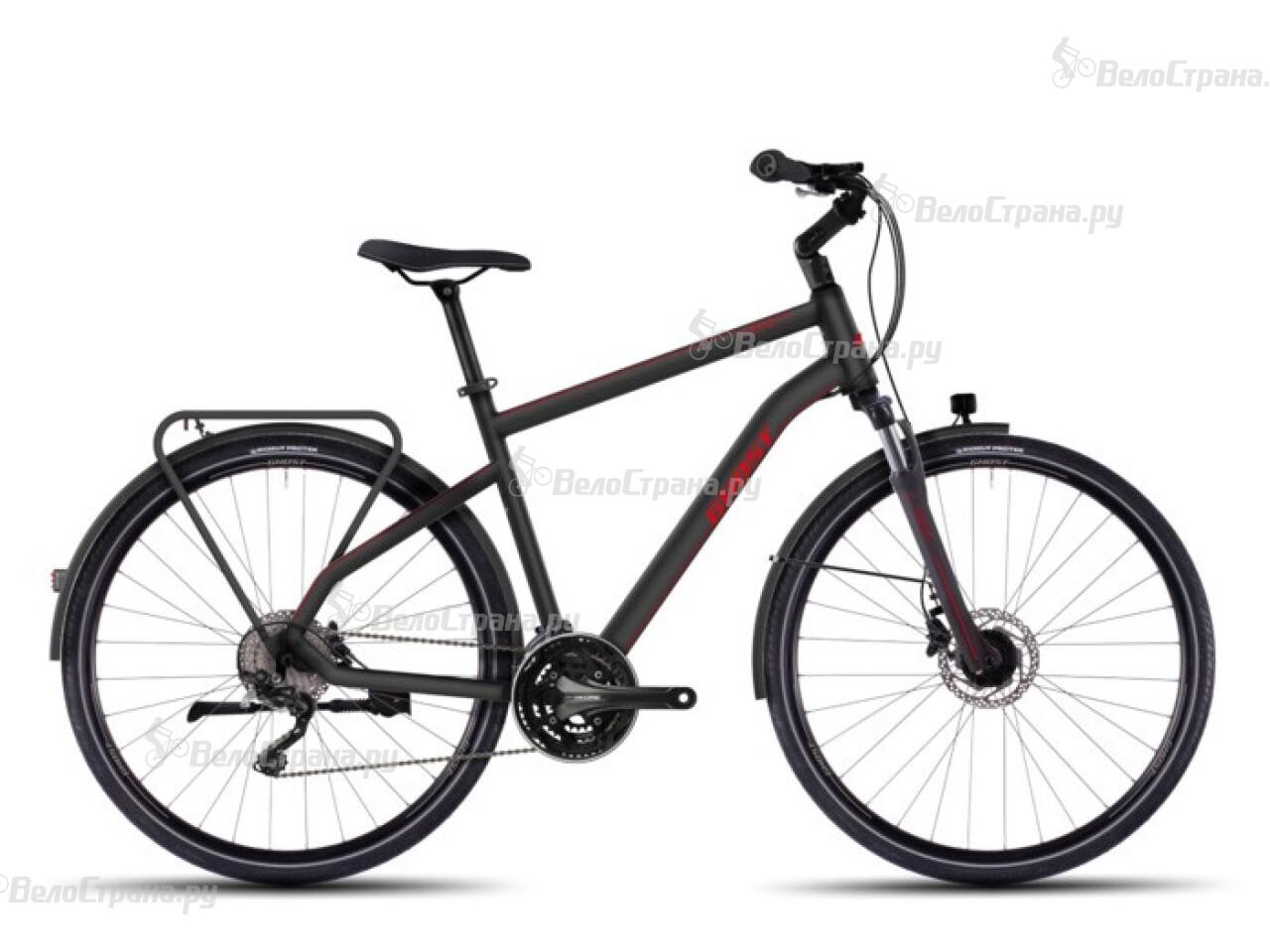 Велосипед Ghost SQUARE Trekking 6 (2016) цены онлайн