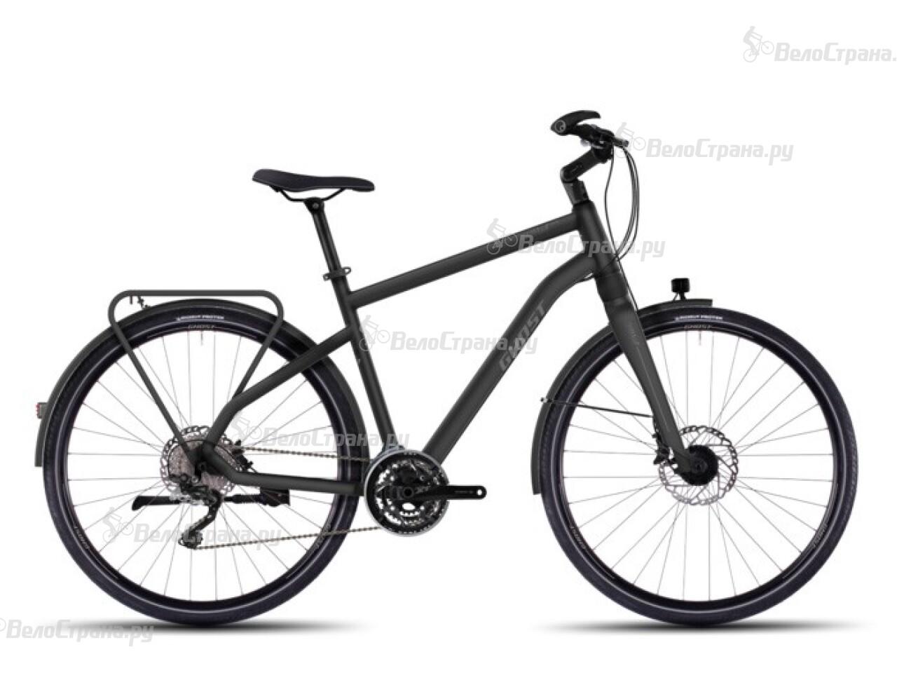 Велосипед Ghost SQUARE Trekking 8 (2016) цены онлайн