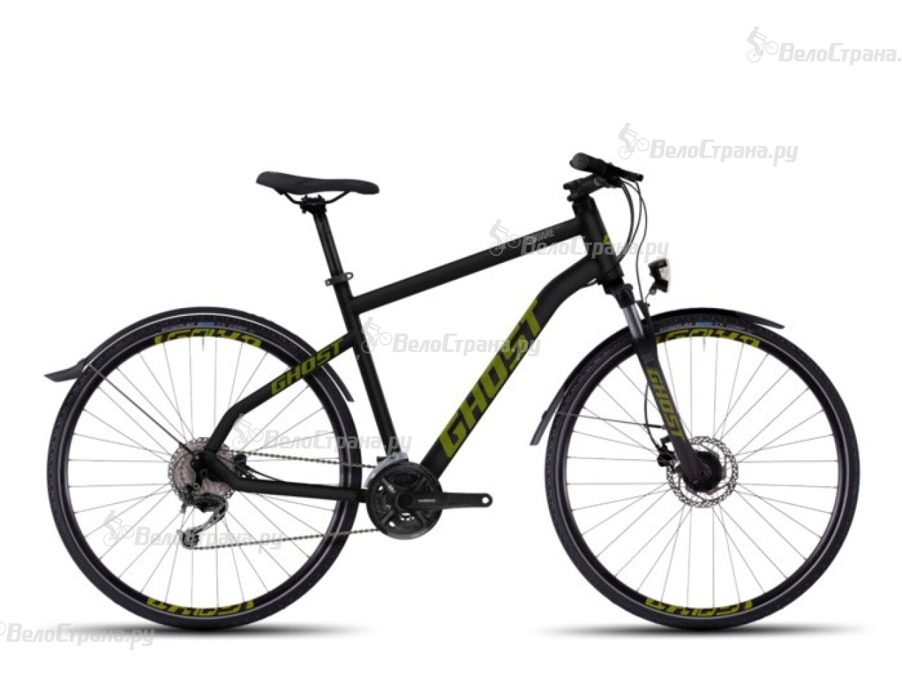 Велосипед Ghost SQUARE Cross X 4 (2016) цены онлайн