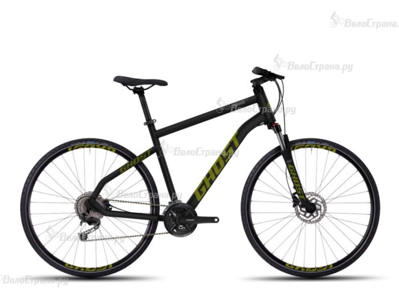 Велосипед Ghost SQUARE Cross 4 (2016) цены онлайн
