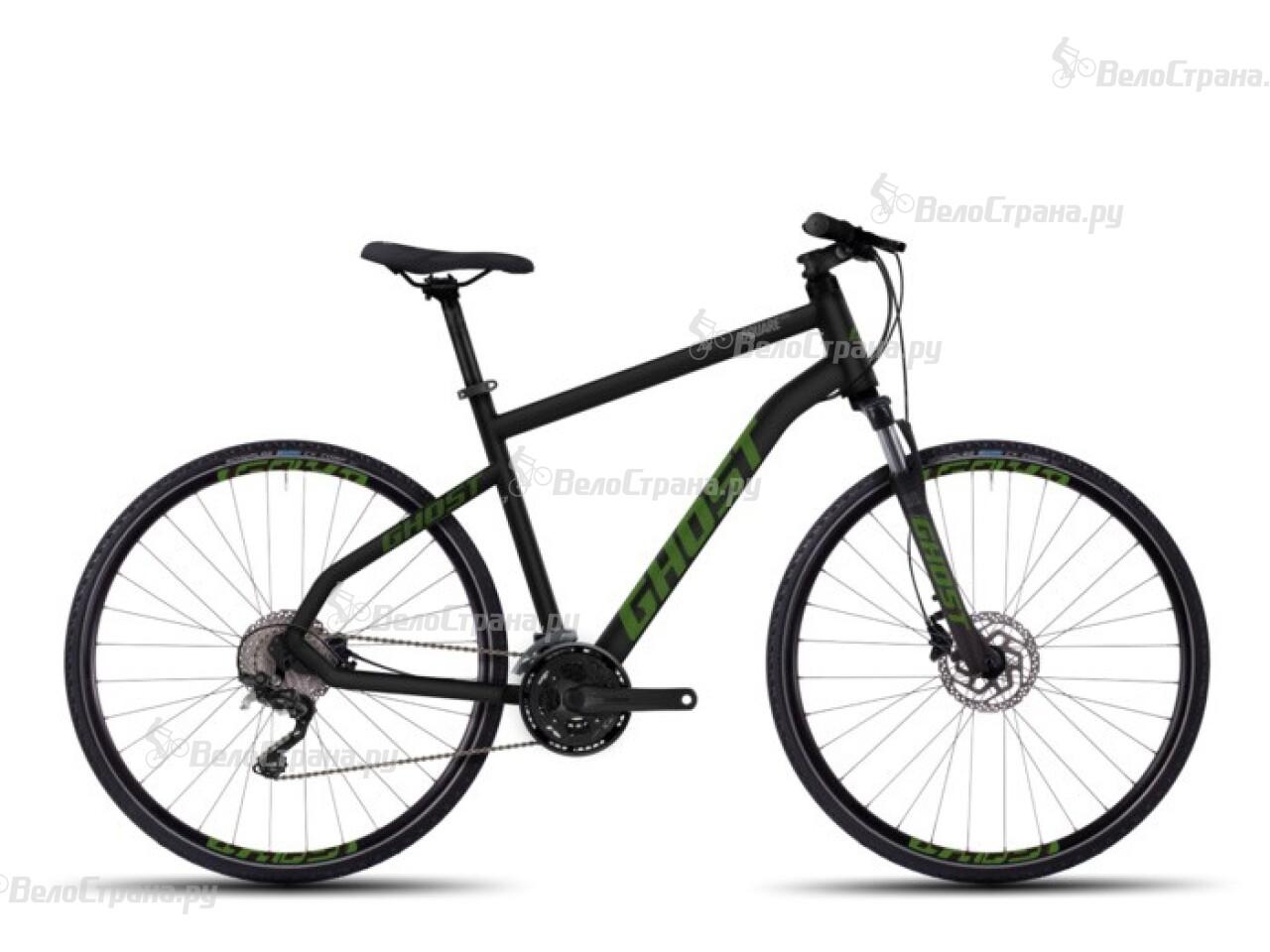 Велосипед Ghost SQUARE Cross 5 (2016)