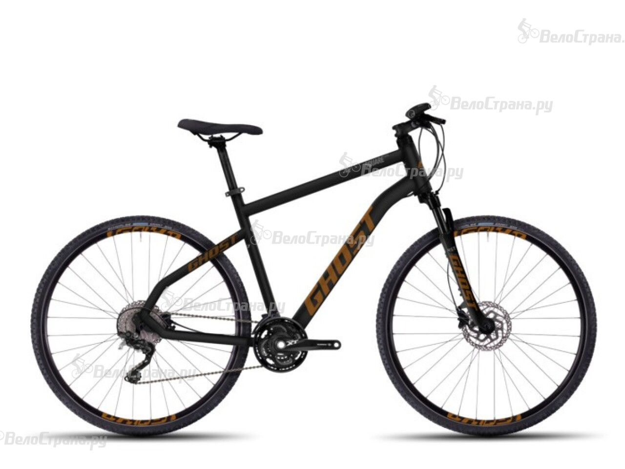 Велосипед Ghost SQUARE Cross 6 (2016)