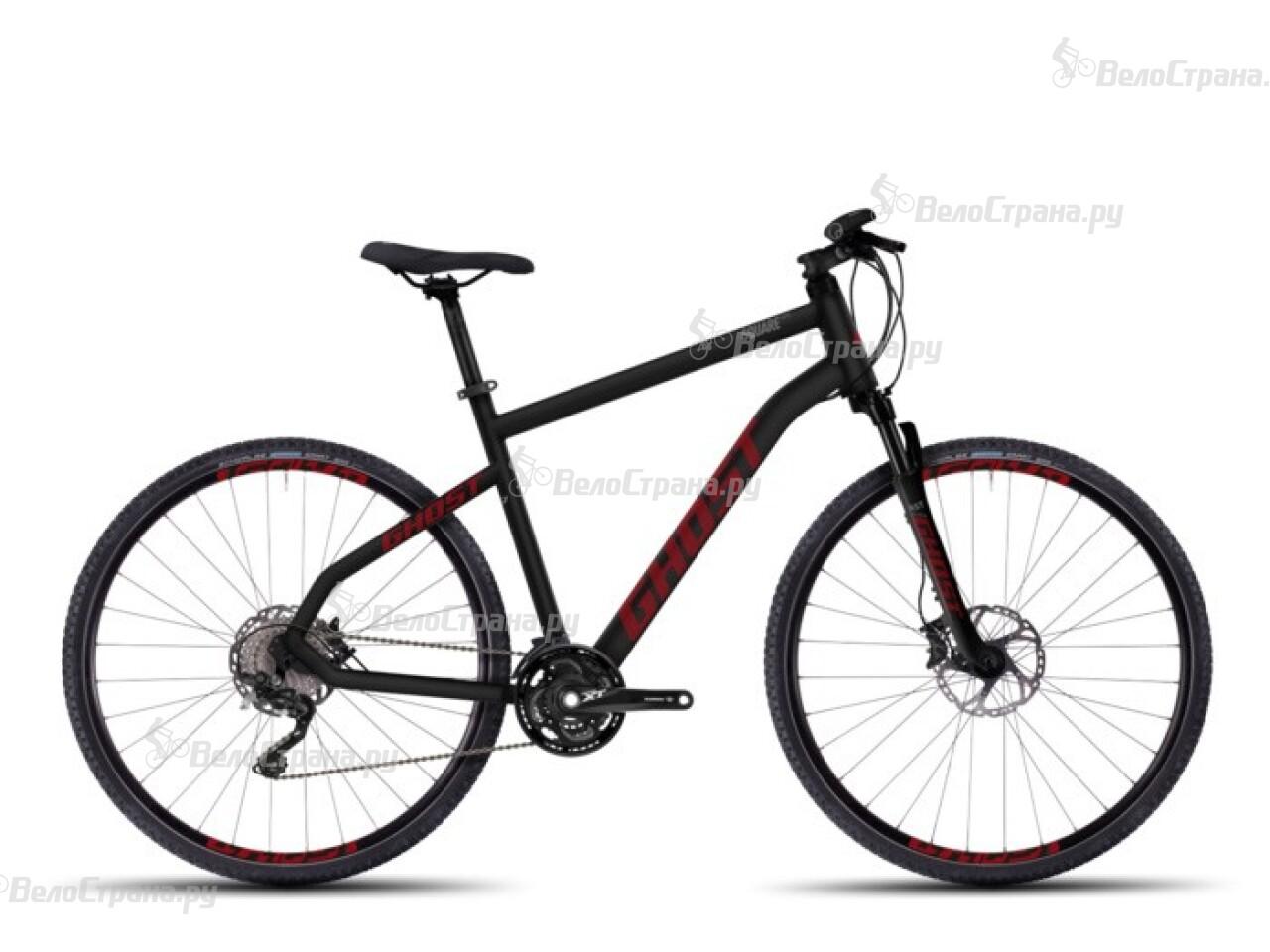 Велосипед Ghost SQUARE Cross 7 (2016) велосипед ghost square cross x 2 2016