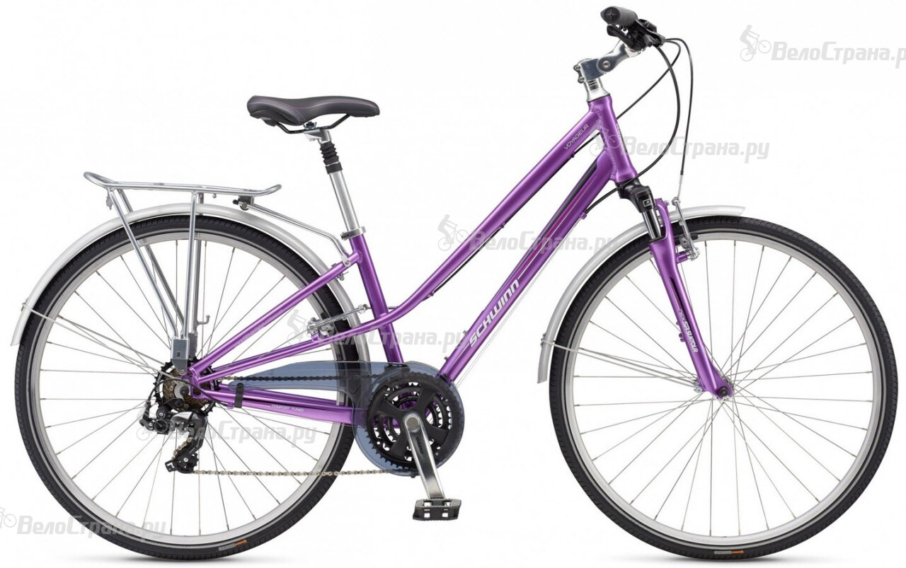 Велосипед Schwinn VOYAGEUR COMMUTE WOMENS (2016)