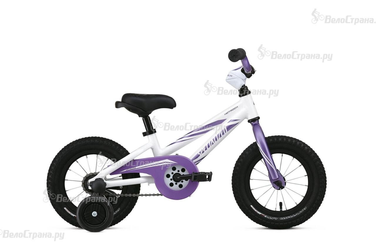 Велосипед Specialized Hotrock 12 Coaster Girls Int (2016) велосипед specialized hotrock 24 21 sp girls int 2016