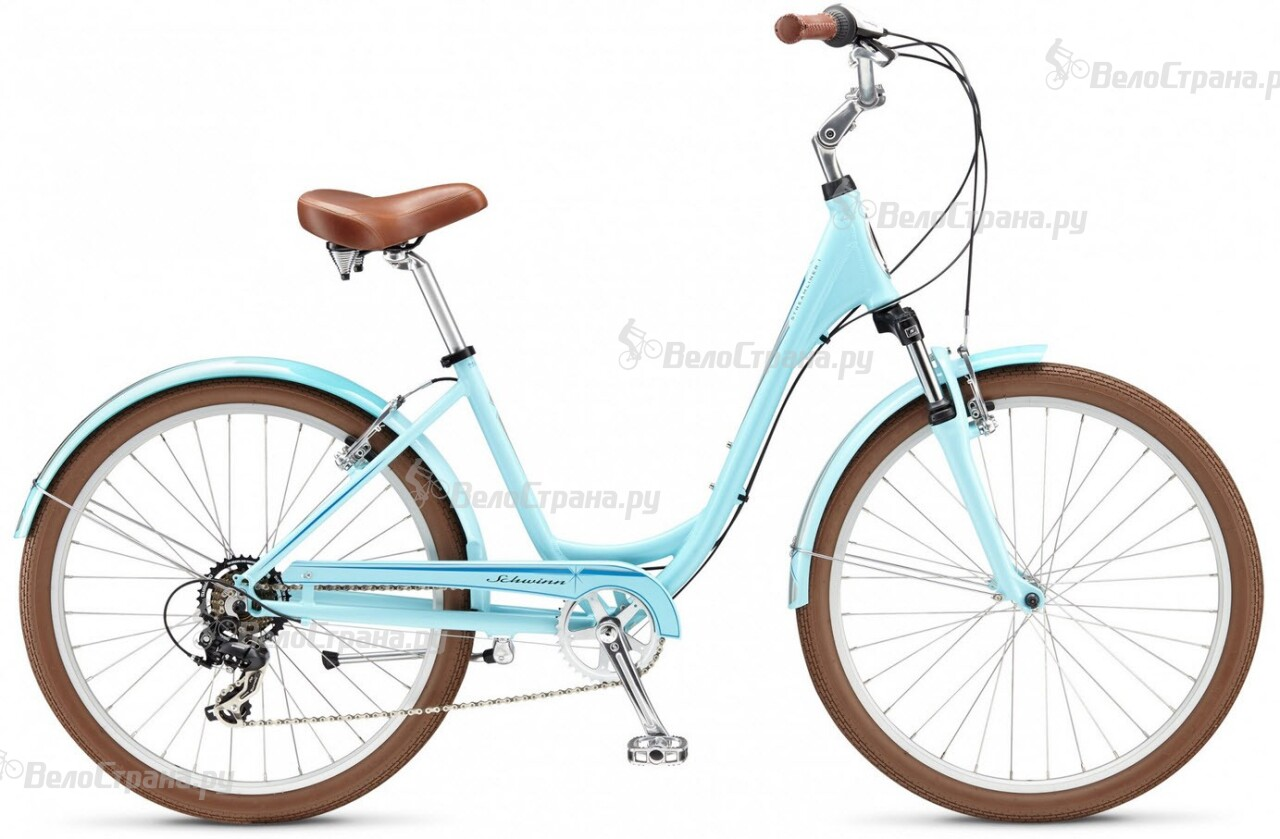 Велосипед Schwinn STREAMLINER 1 STEP-THRU (2016) велосипед schwinn streamliner 2 step thru 2015