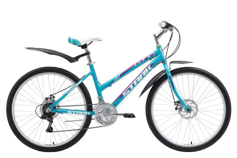 Купить Женский велосипед Stark Luna 26.1 RD (2018)