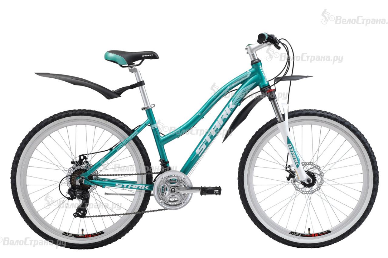 Велосипед Stark Luna 26.2 D (2018) велосипед stark outpost 26 1 d 2018