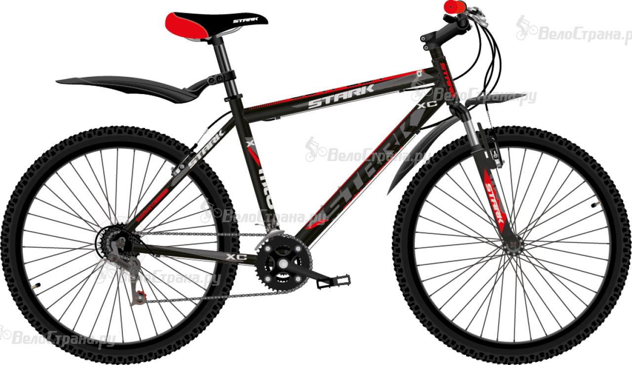 Велосипед Stark Outpost 26.1 V (2018) велосипед stark shooter 2 2013