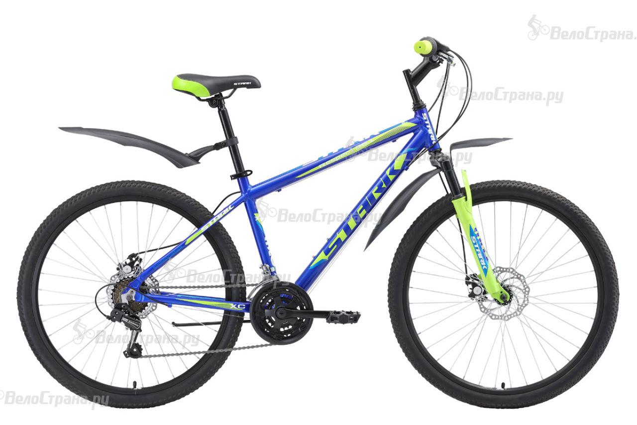 Велосипед Stark Respect 26.1 D (2018) велосипед stark outpost 26 1 d 2018
