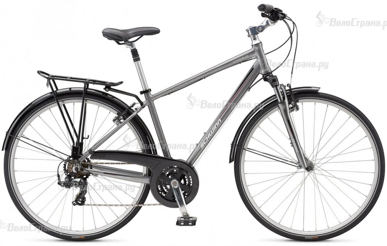 Велосипед Schwinn VOYAGEUR COMMUTE MENS (2016) велосипед schwinn vantage f2 2016