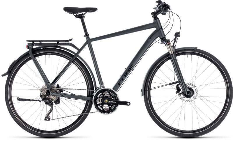 Купить Комфортный велосипед Cube Kathmandu Pro (2018)