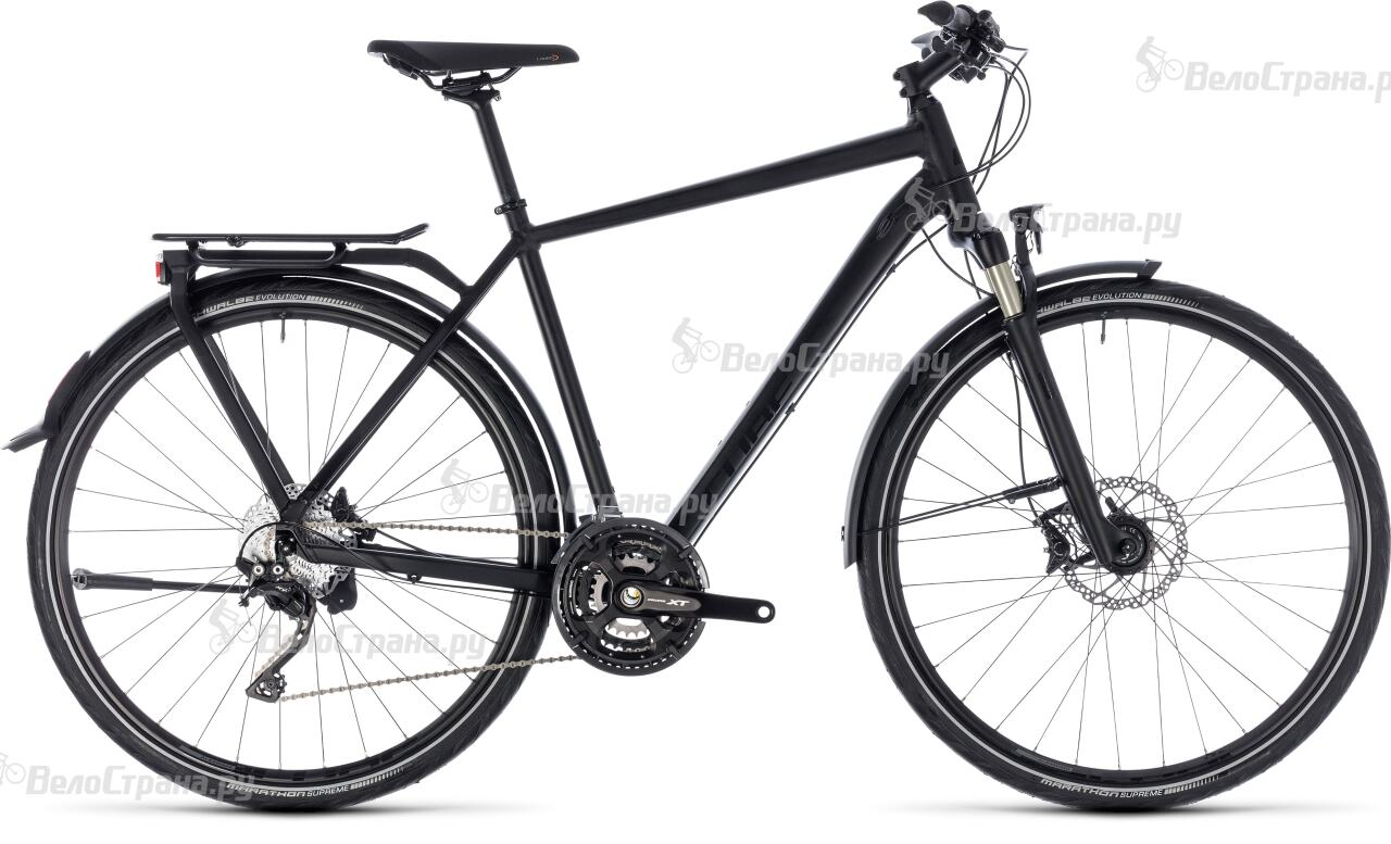 все цены на Велосипед Cube Kathmandu SL (2018) онлайн