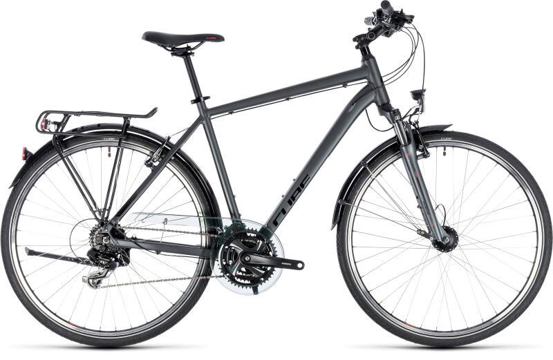 Купить Комфортный велосипед Cube Touring (2018)