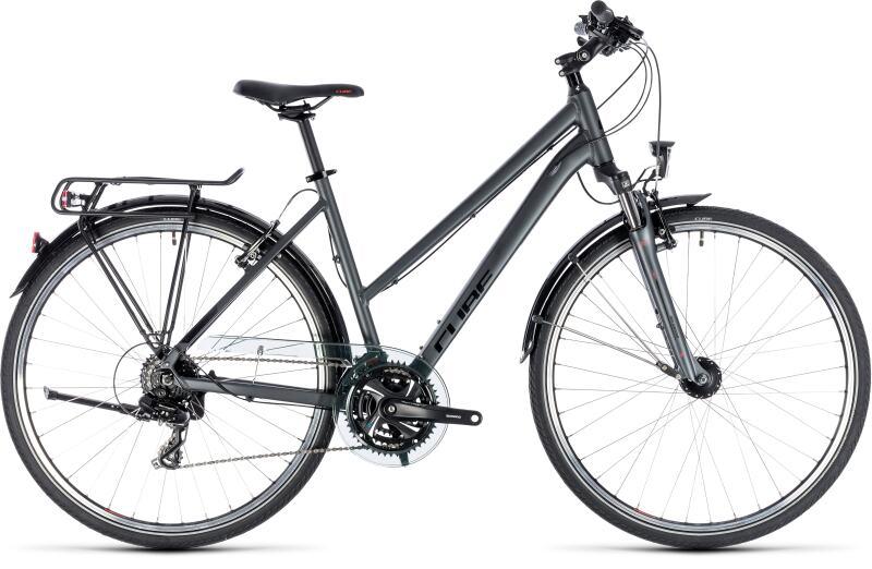 Купить Женский велосипед Cube Touring Lady (2018)
