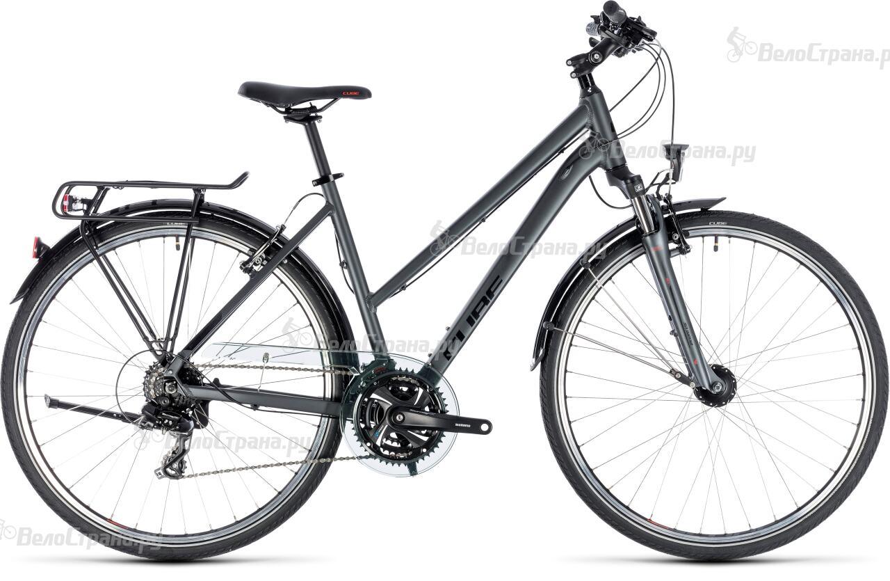 Велосипед Cube TOURING Lady (2018) плащ baronia плащ