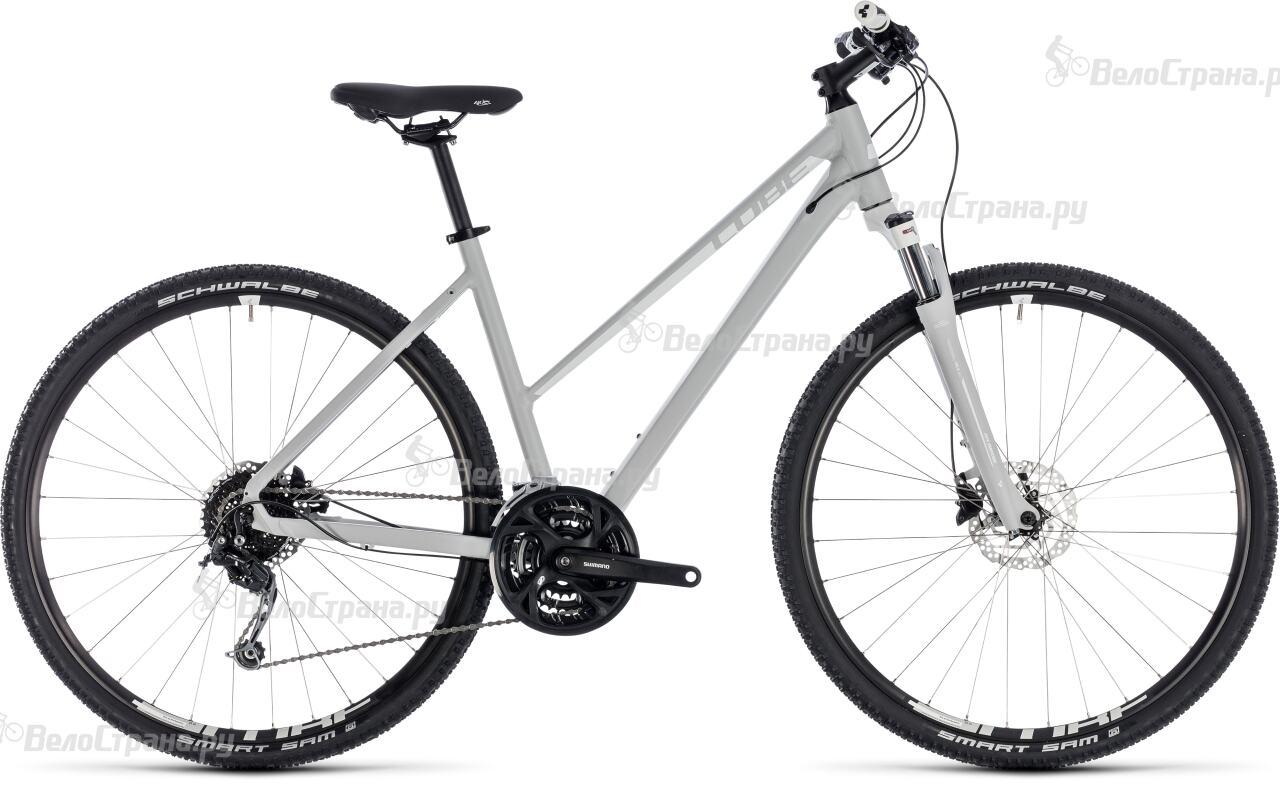Велосипед Cube Nature Pro Lady (2018)