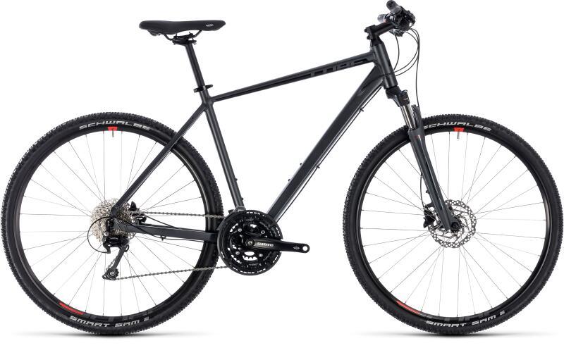 Купить Городской велосипед Cube Nature Exc (2018)