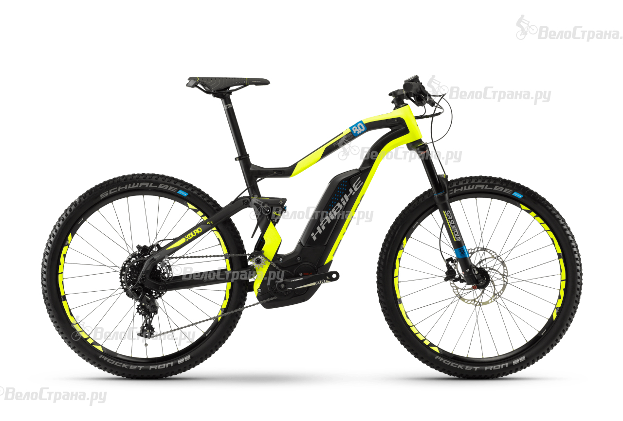 Велосипед Haibike XDURO FullSeven Carbon 8.0 500Wh (2018)