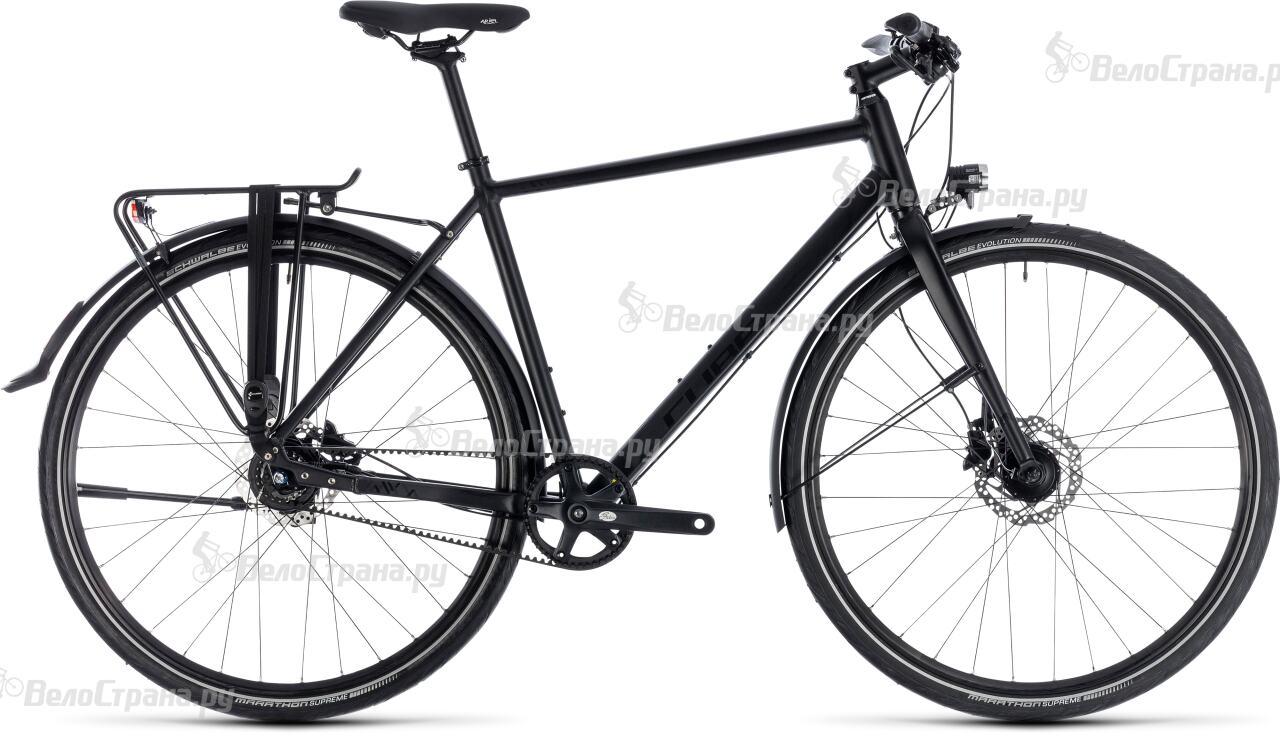 Велосипед Cube Travel SL (2018)