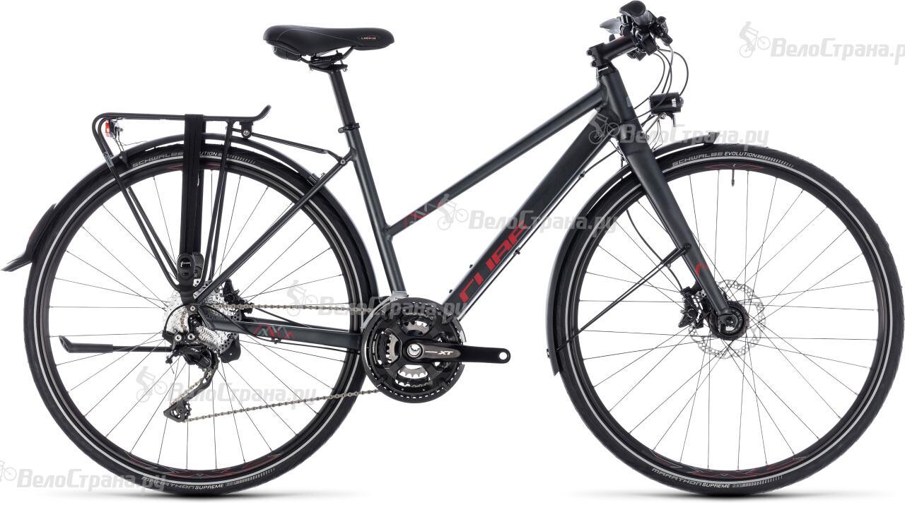 Велосипед Cube Travel Sport Lady (2018)