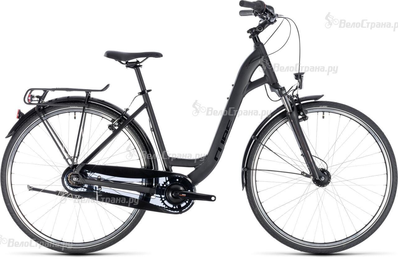 Велосипед Cube Town Pro Comfort Easy Entry (2018) велосипед cube aerium hpa pro 2016