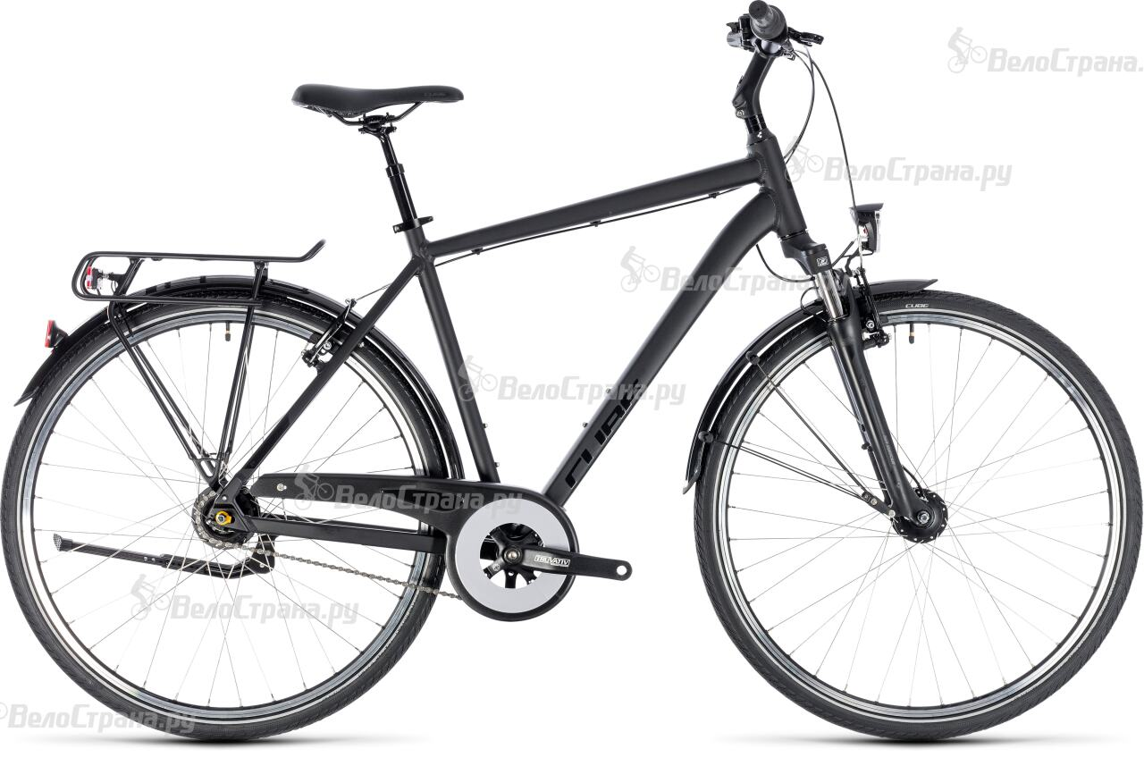Велосипед Cube Town Pro (2018) велосипед cube aerium hpa pro 2016
