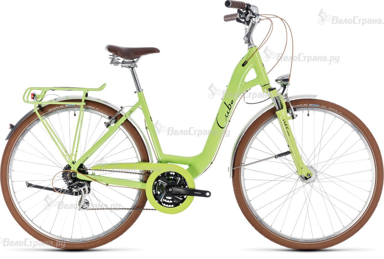Велосипед Cube Elly Ride (2018) велосипед cube elly ride hybrid 400 2018