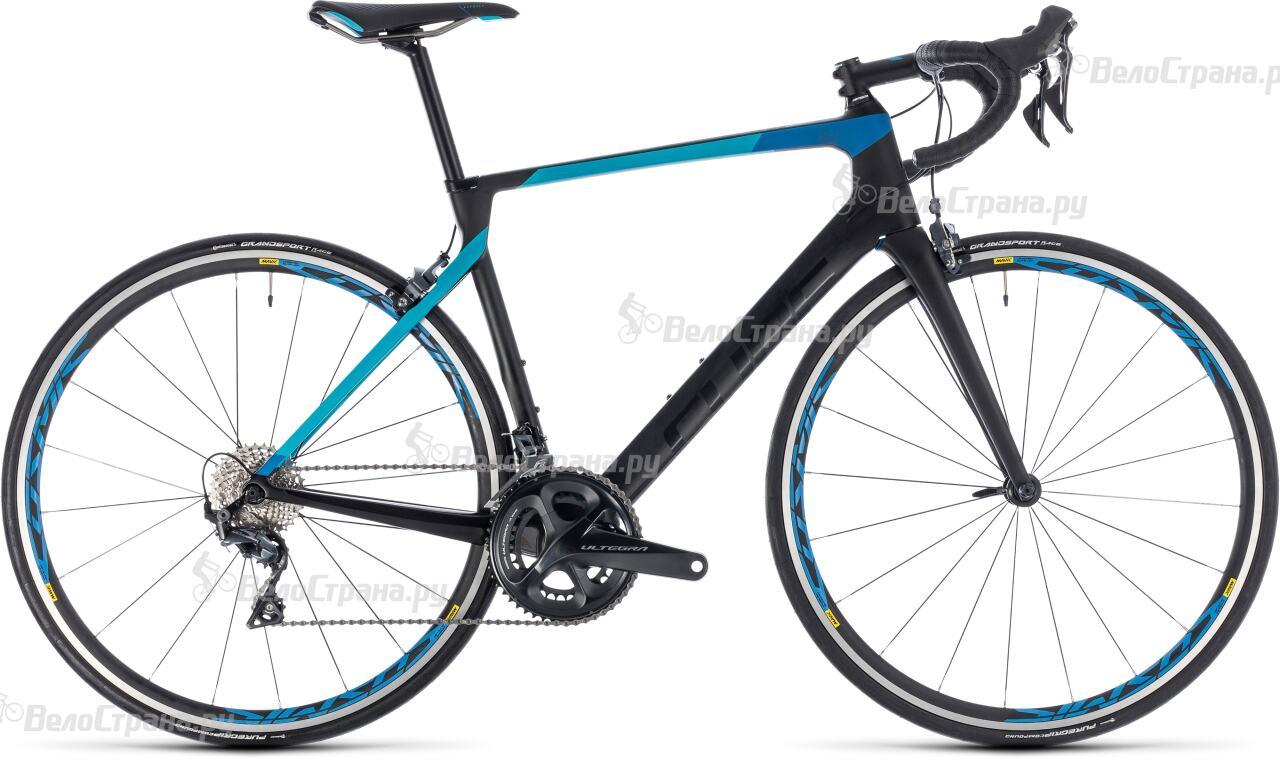 Велосипед Cube Agree C:62 Pro (2018) кий пирамида 2 pc rus pro 2008 rp8 5 черный cuetec 26 109 62 5